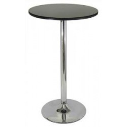 Table Haute F BLACK