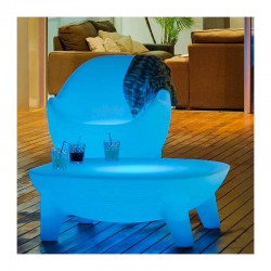 FAUTEUIL ARUBA LIGHT CHILL OUT