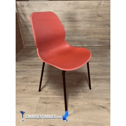 CHAISE ERIC ROUGE PAS CHER