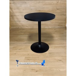 Table F Rond Pied Noir